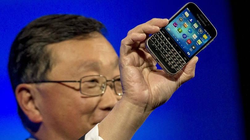 Presidente da BlackBerry tem confiança em recuperar lucro