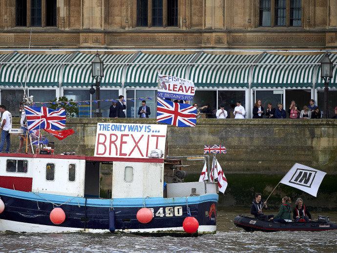 Com Brexit, economia britânica mergulha no desconhecido