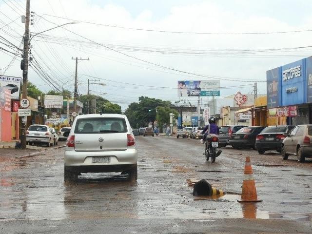 Exército deixa obra após atrasos e prefeitura vai licitar corredor sudoeste
