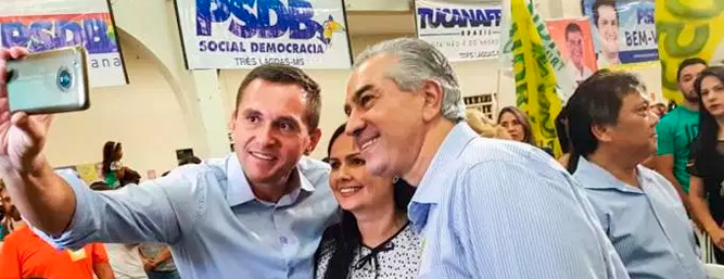 Um retrato do Brasil: MS tem candidatos marcados por denúncias
