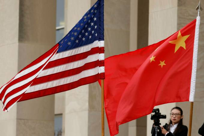 Negociações comerciais entre China e EUA são retomadas