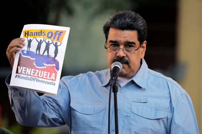 Estados Unidos e Europa oferecem saídas opostas para a Venezuela