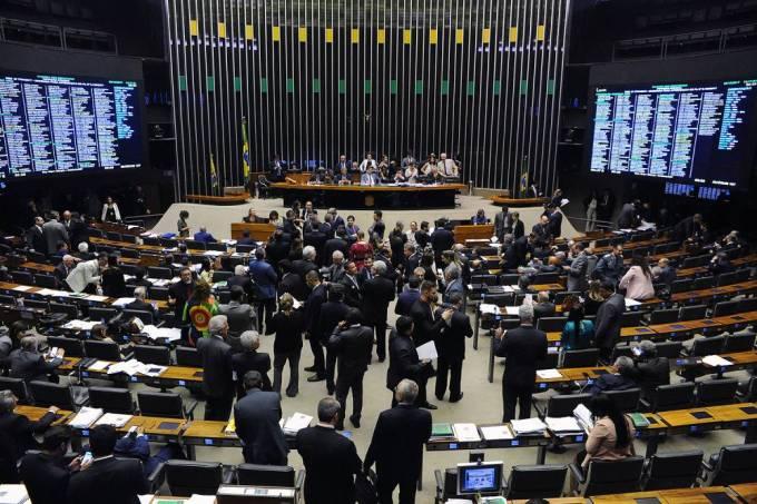 MDB, PSDB e PT ficam de fora dos principais cargos do legislativo