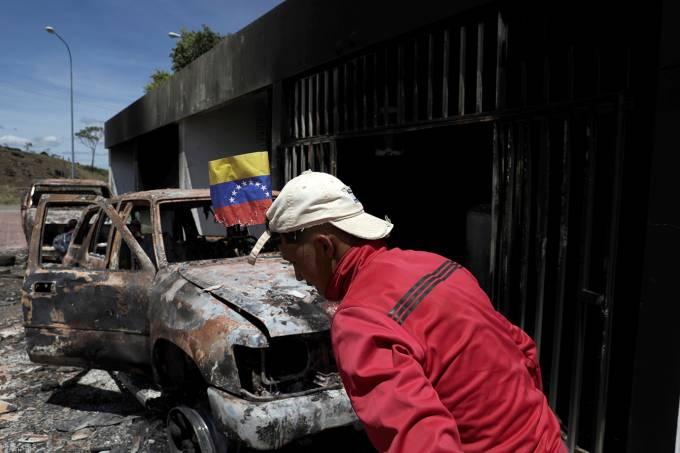 Parlamento da Venezuela detalha violência nas fronteiras