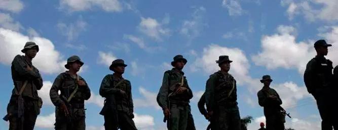 Venezuela anuncia fechamento total da fronteira com a Colômbia