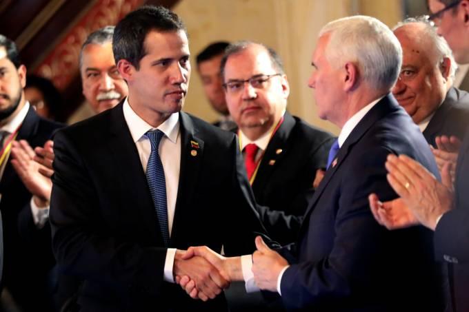 Grupo de Lima quer Maduro julgado por crimes contra a humanidade