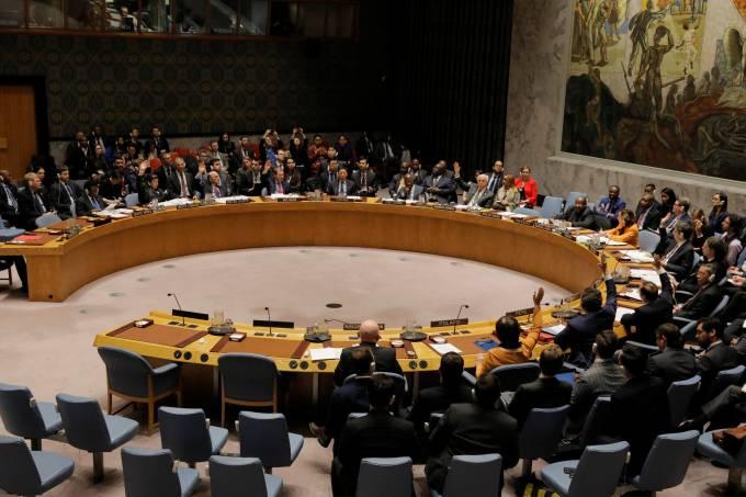 Rússia e China vetam projeto de resolução dos EUA sobre Venezuela na ONU