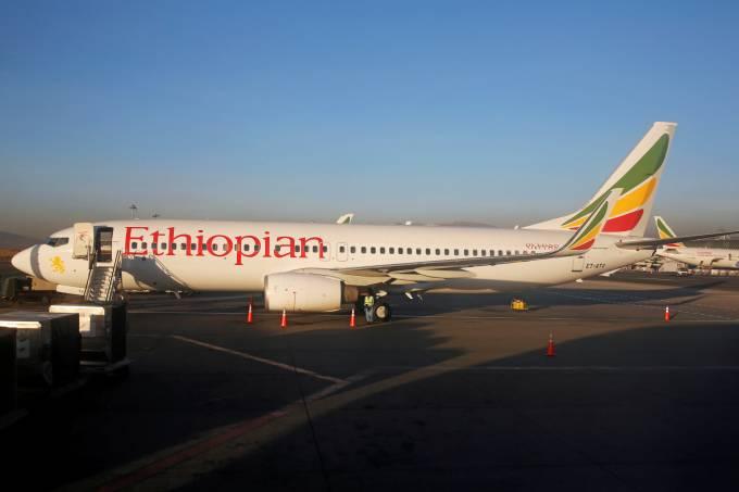 157 pessoas morrem após acidente de avião na Etiópia