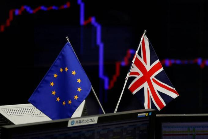 Reino Unido não fará controles fronteiriços em caso de Brexit sem acordo