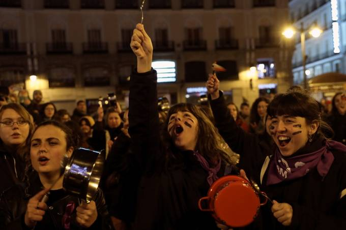 Dia da Mulher: gênero e política se misturam em protestos pelo mundo