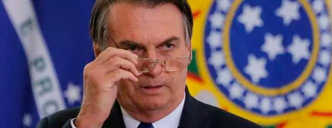 Bolsonaro desbanca Trump e é o líder mundial mais ativo no Facebook
