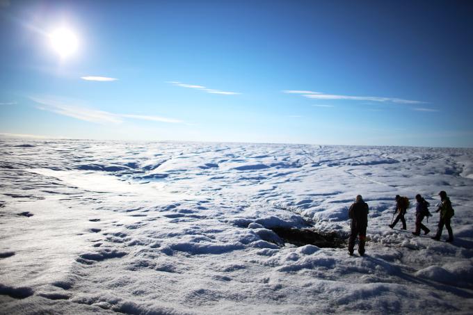 Aquecimento do Ártico impacta mudança climática e economia global