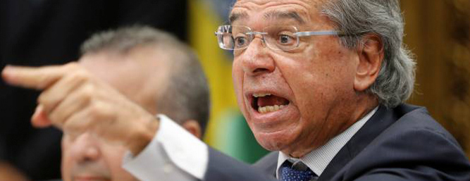 Guedes insiste em R$1 tri com nova Previdência, mas reconhece dificuldade