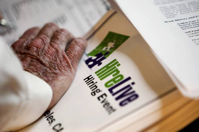 Percentual de idosos que trabalham nos EUA é o dobro de 1985