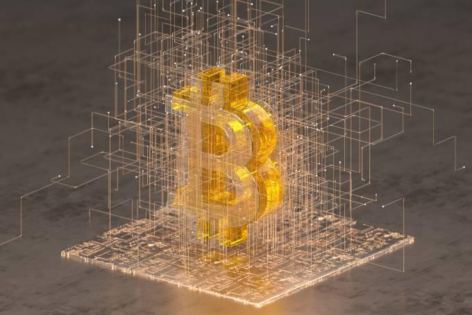 Bitcoin testa máxima em 15 meses após salto de 10% no fim de semana