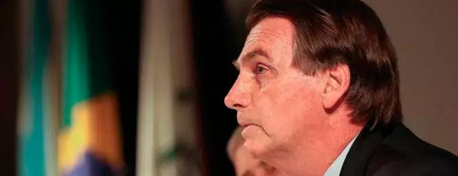 Bolsonaro diz que benefícios podem ser suspensos já no dia 25