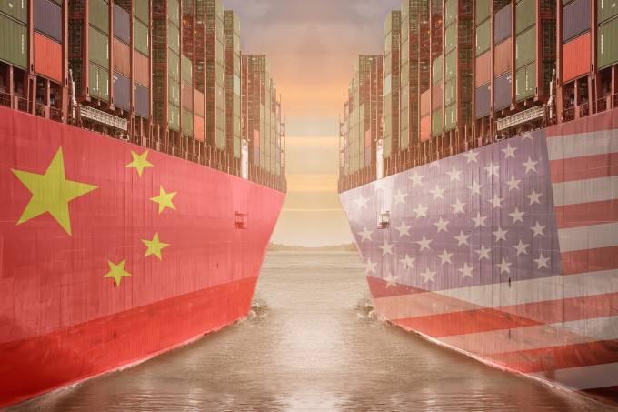 Veja as ações que podem ganhar ou perder com a tensão entre EUA e China