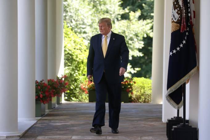 Trump começa corrida pela reeleição — agora, como favorito
