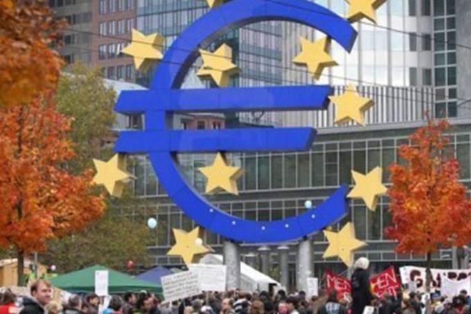 Inflação anual da zona do euro se mantém em 1,2% em junho