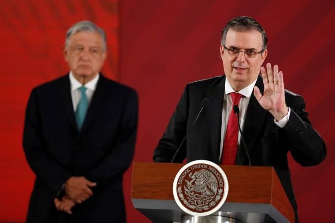 México divulga termos de acordo de imigração com EUA