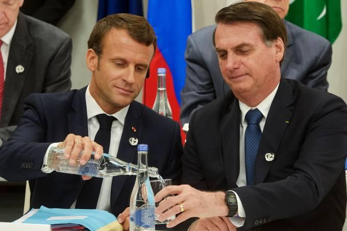 França diz que não está preparada para ratificar acordo UE-Mercosul