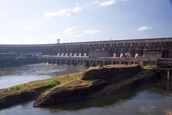Brasil espera que acordo com Paraguai sobre Itaipu seja cumprido