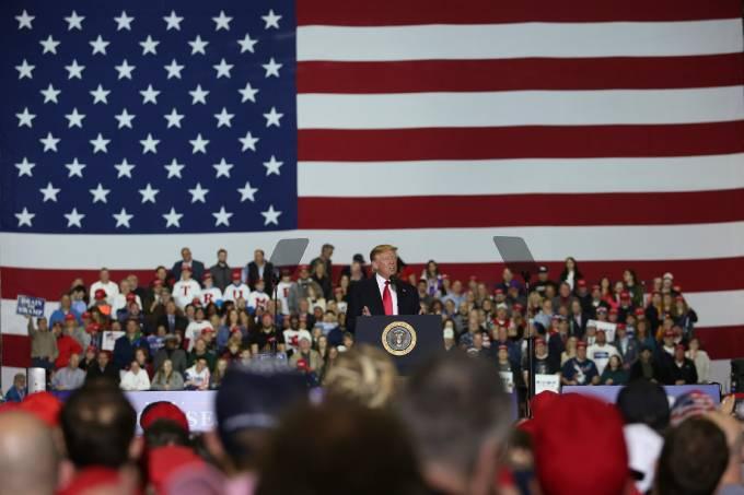 Muro EUA-México: uma promessa de campanha que demora a se concretizar