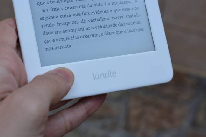 Review: Novo Kindle é o que sempre deveria ter sido