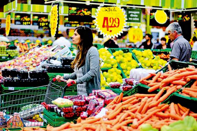 Inflação de classes mais baixas tem deflação em junho