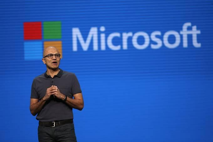 Computação em nuvem passa Windows e Office na receita da Microsoft