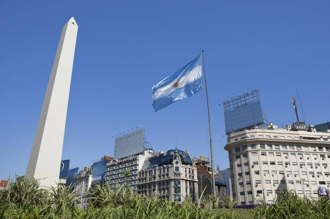 Títulos da Argentina podem valer menos de 40 centavos em default