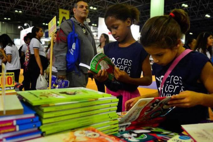 Bienal do livro do Rio terá novidade para o público infantil