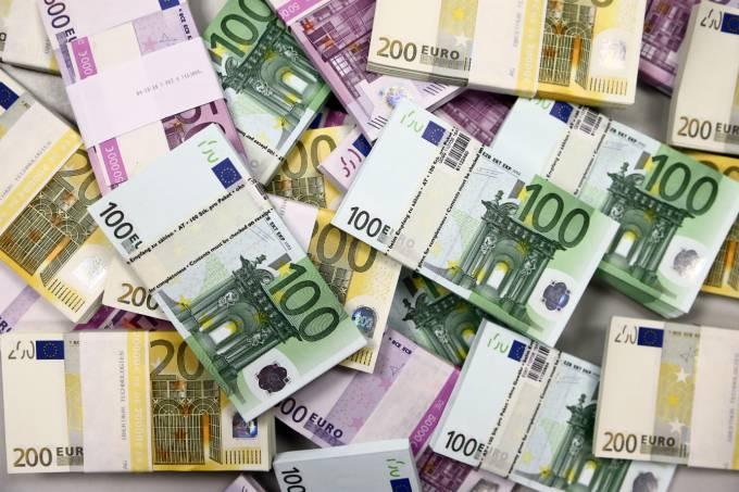 PIB da zona do euro cresce 0,2% no 2º trimestre
