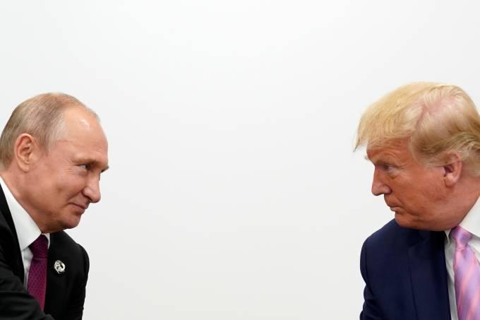 Nova corrida armamentista? Rússia e EUA deixam tratado nuclear