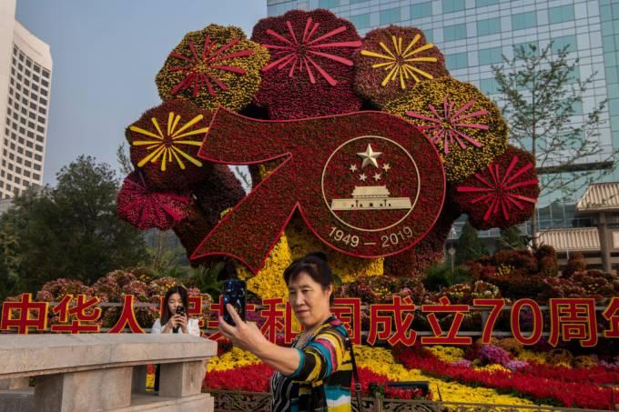 Com guerra comercial, China celebra 70 anos da Revolução Comunista