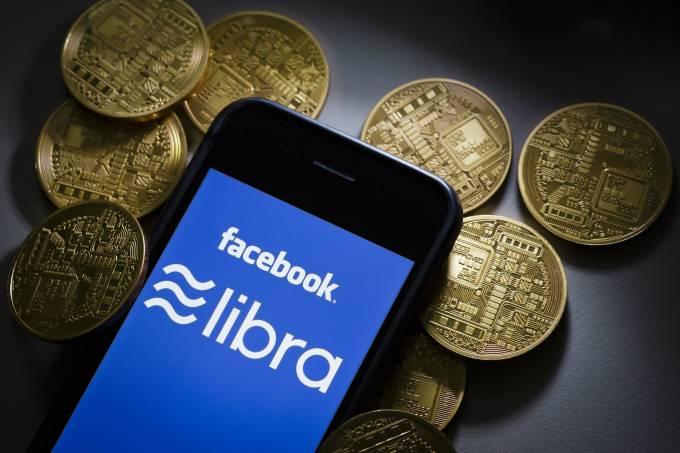 Facebook diz que bancos centrais não devem temer a moeda digital Libra