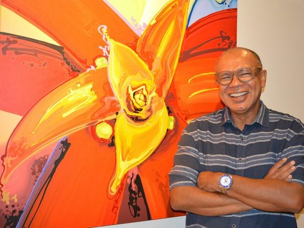 Vítima de câncer, morre artista plástico Isaac de Oliveira