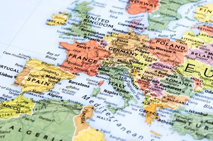 PIB da zona do euro cresce 0,2% no 2º trimestre, confirma Eurostat