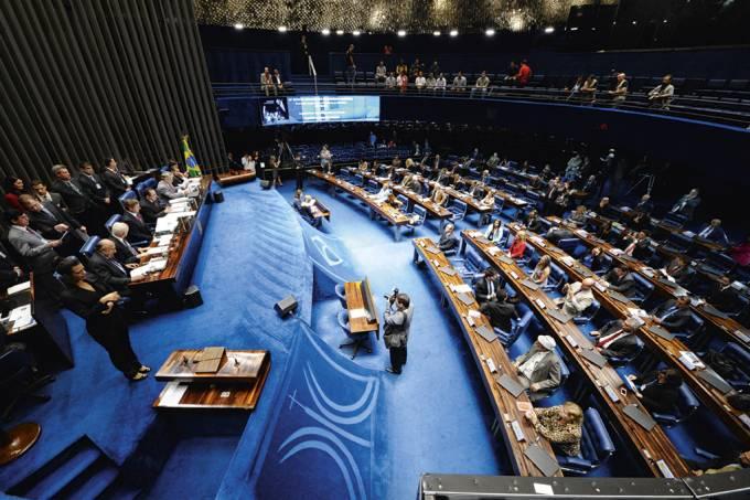 Senado rejeita nomes para conselho do Ministério Público
