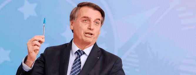 Bolsonaro sanciona limite de gastos de campanha para eleição de 2020