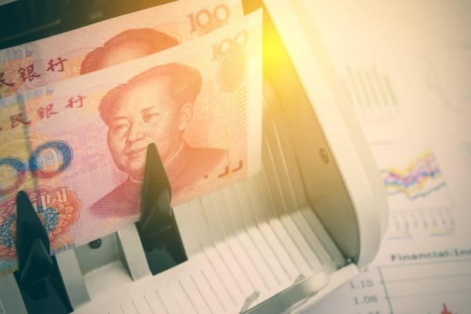 PIB da China avança 6% no 3º trimestre, crescimento mais lento em 27 anos
